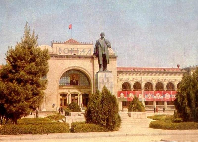 Ashgabat Station