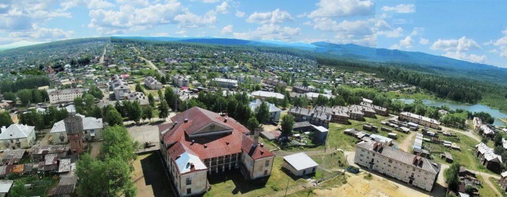 The village of Leviha, the birthplace of Dmitriy Emelyanenko
