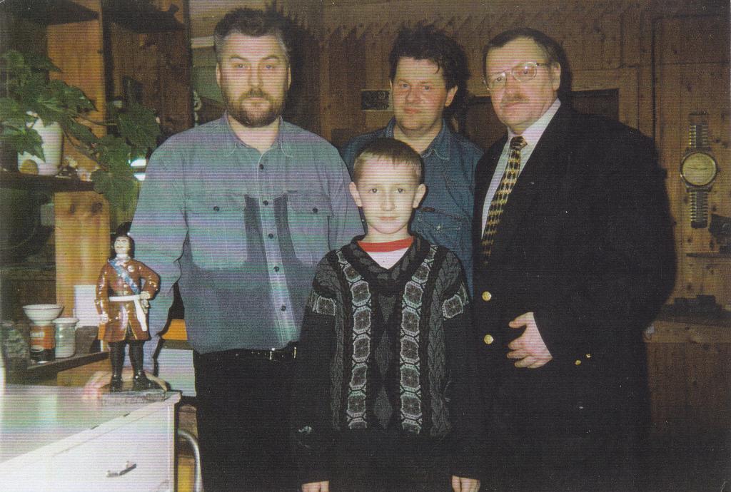Анатолий Жуков, Дмитрий Емельяненко и Валентин Скурлов