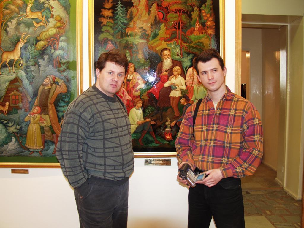 Дмитрий Емельяненко и Денис Богомазов